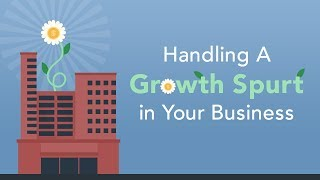 Ways to Handle a Sudden Growth Spurt | Brian Tracy