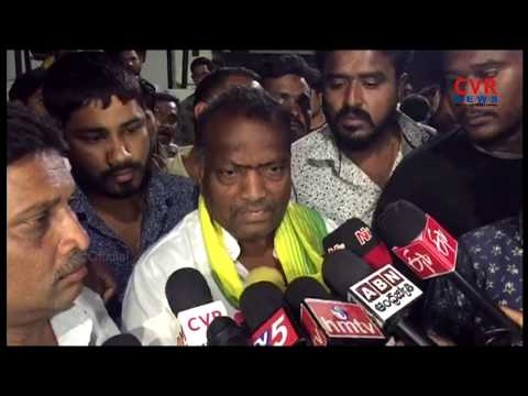 TDP Activists Protest at Sanath Nagar Police Station | Case against Talasani's Son | CVR News