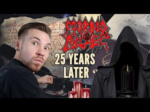 "MORBID ANGEL ""Covenant"" 25 Years Later 