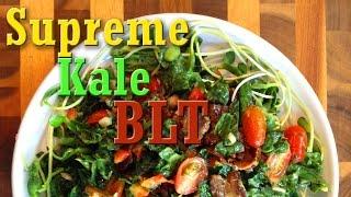 Vegan Supreme Kale Blt Salad