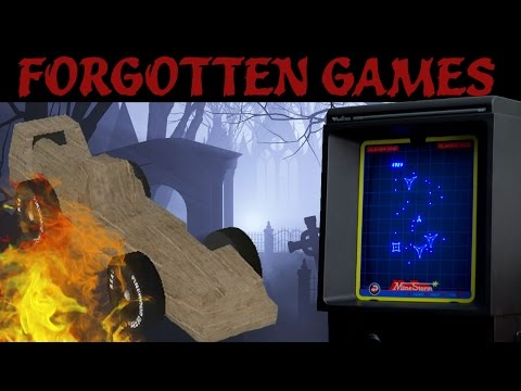 Forgotten Games - Pinewood Derby