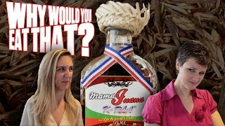 Boozy Bark Juice aka Mamajuana - Why Would You Eat That?