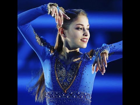 Alena KOSTORNAIA Free Skate 2019 Russian Junior National Championships
