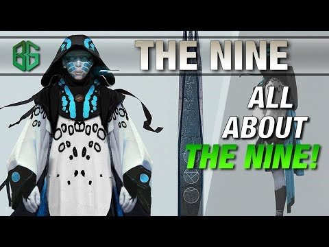 Destiny's The Nine: Who Are They? Why Are There Ghosts? Ahamkara? Black Holes?