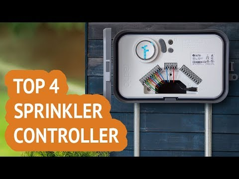 TOP 4: Sprinkler Controller 2018