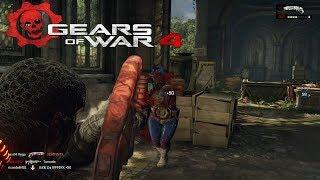 Gears of War 4 (GOW4) PC | Sin Piedad | online / Multiplayer  | 1080p 60fps