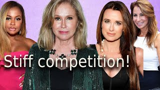 Kathy Hilton & Kyle Richard's RHOBH power struggle! Phaedra Parks & Jill Zarin  return to Bravo