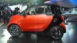 2016 Smart ForTwo - First Look