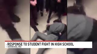 Parents of teen seriously injured in Md. high school fight outraged