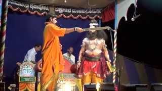 Yakshagana -- Bhargava vijaya - 1 - hasya