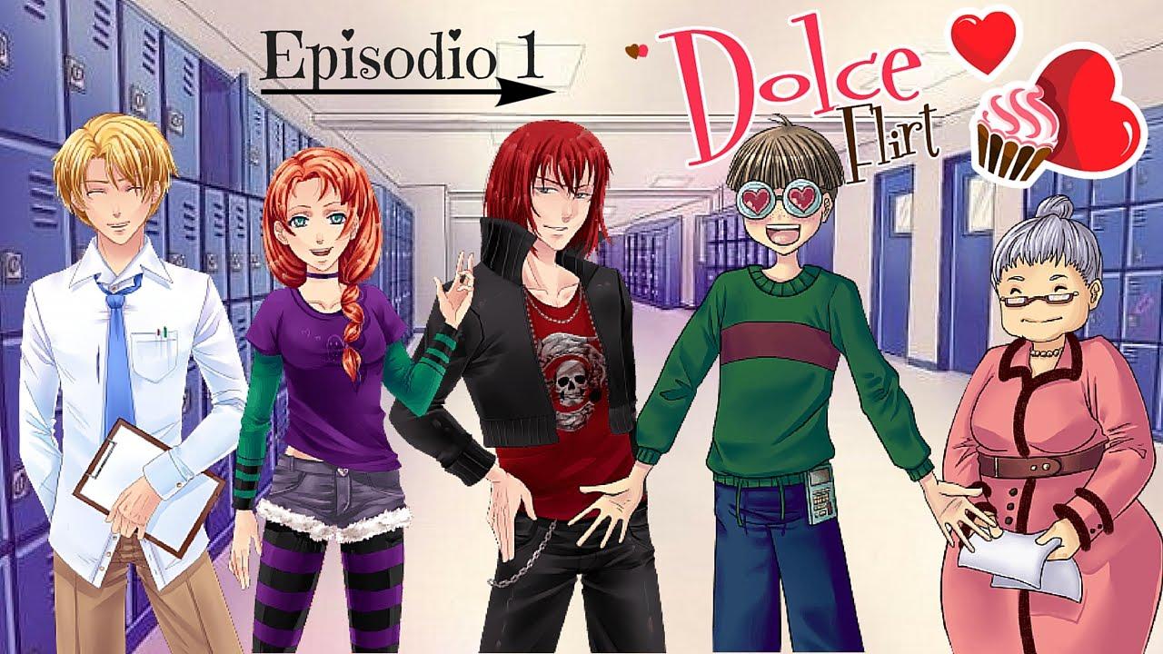 flirting games anime online hd youtube full