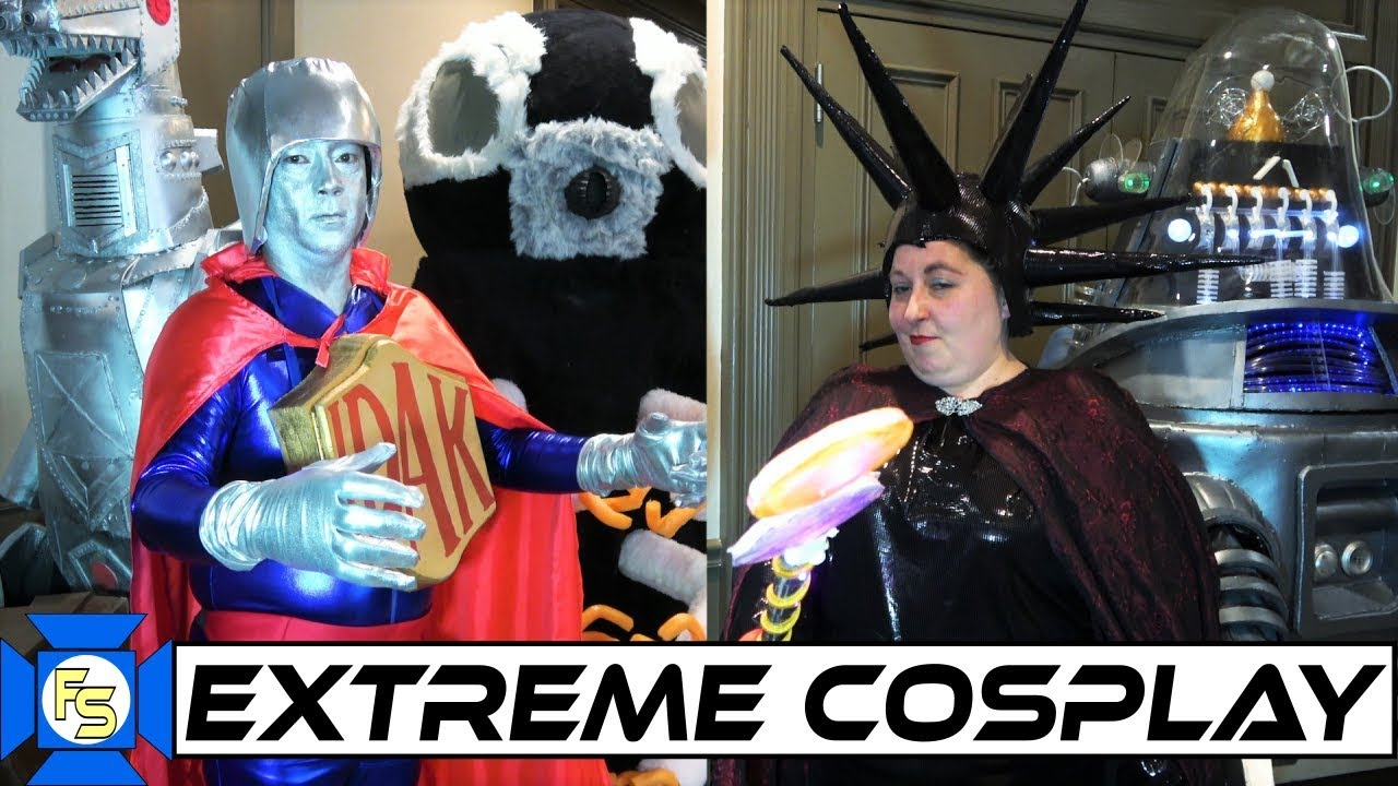 extreme cosplay: cheers on wheels - fandom spotlite - youtube