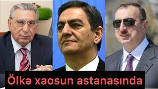 Ramiz Mehdiyevin təhdidi,Kərimlinin istefası və Əliyevin həbs planı