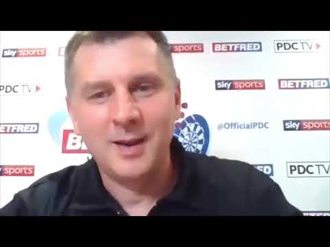 """Krzysztof Ratajski on flying start to the Matchplay: """"It would be good to take revenge on Rob Cross"""""""