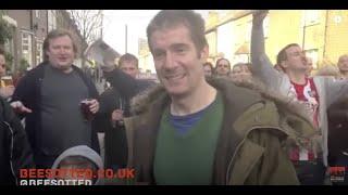 Owner Matt Benham tells fans how it felt when Brentford finally secured promotion