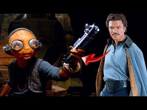 La Manera en la Que Maz Kanata Obtuvo el Sable de Luz de Luke y Anakin, Teoría - Star Wars