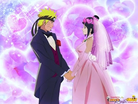 60 >> Pernikahan Naruto dan Hinata - YouTube