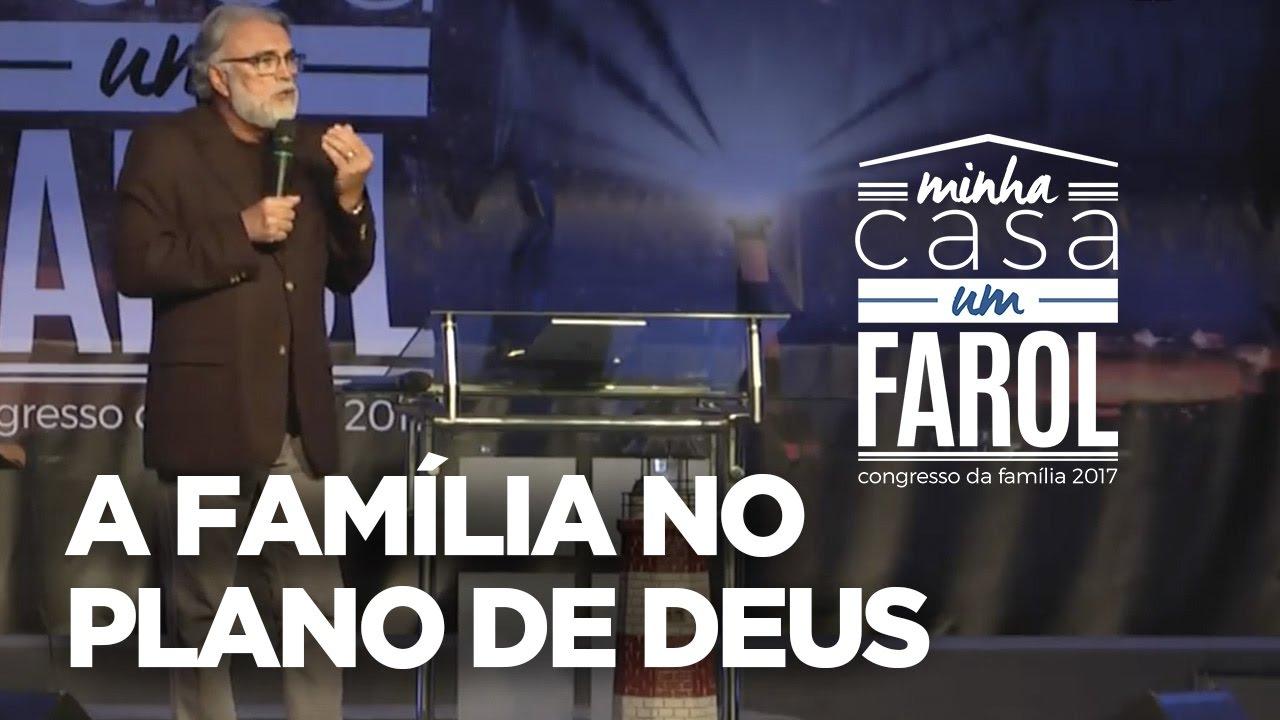 A Centralidade da Família no Plano de Deus | Pr. Estevam Fernandes