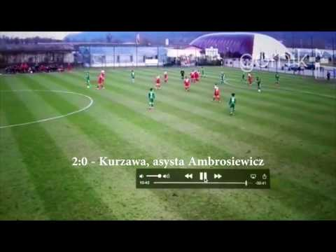 NK Krško 0-3 Górnik Zabrze. Skrót sparingu (18.02.2017)
