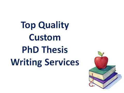 Service quality phd thesis