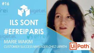 Marie WAKIM [Promotion 2015]