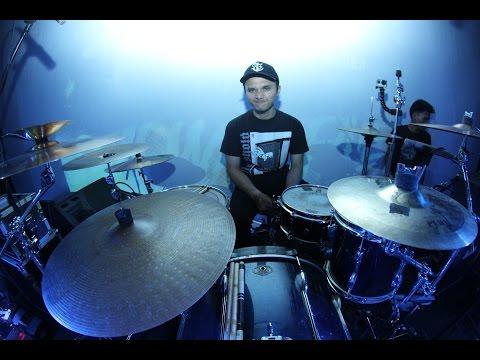 DEAD WITH FALERA - KHAYALAN TINGKAT TINGGI (Drum Cam) at Legacy Show