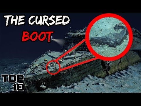 Top 10 Scary Objects From The Titanic