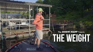 Fishing CLEAR WATER Lake LOADED with FISH! -- The Weight ep. 12