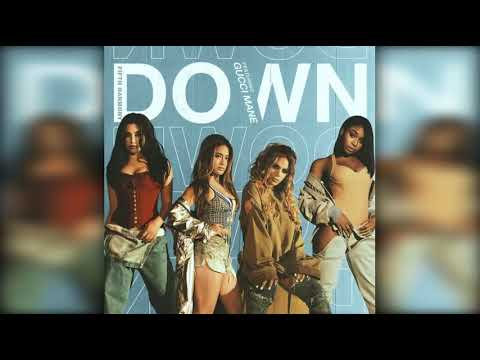 Fifth Harmony  Down feat Gucci Mane Empty Arena