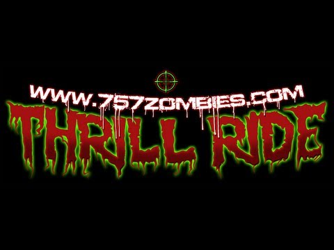 757Zombies Thrill Ride in Chesapeake Virginia