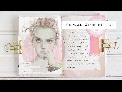 journal with me #2: how to create a tape image transfer
