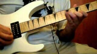 Fade To Black Ending Solo - Metallica, Kirk Hammett