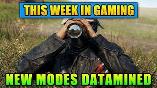BFV New Modes Datamined - This Week In Gaming | FPS News