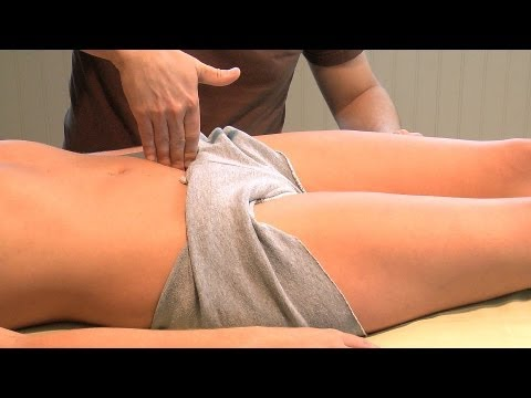 Massage Therapy How To for Bicycle Injury Pain, HD Full Body Work | Gregory Gorey LMT, Austin