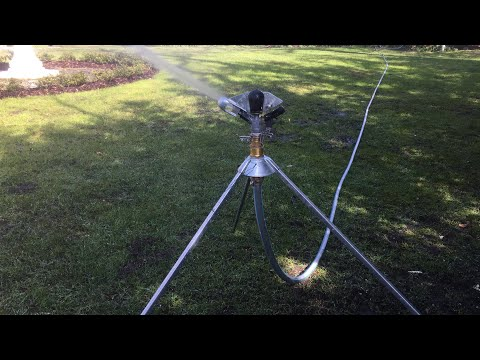 Mein Neuer PERROT ZE30 Sprinkler 🙂
