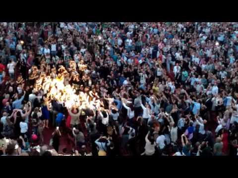 Adele entrance, Verona