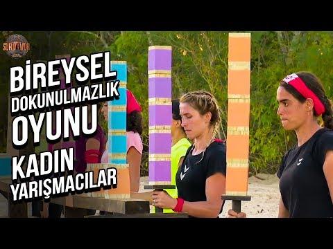 Kızlar Bireysel Dokunulmazlık Oyunu | 6.Bölüm | Survivor Türkiye - Yunanistan