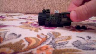 Как сделать русскую пушку