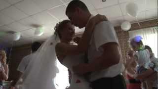 Пример первого танца молодых на свадьбе