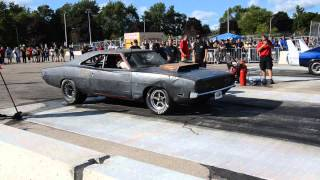 Roadkill General Mayhem Hellcat Hemi Dodge Charger 1st Run