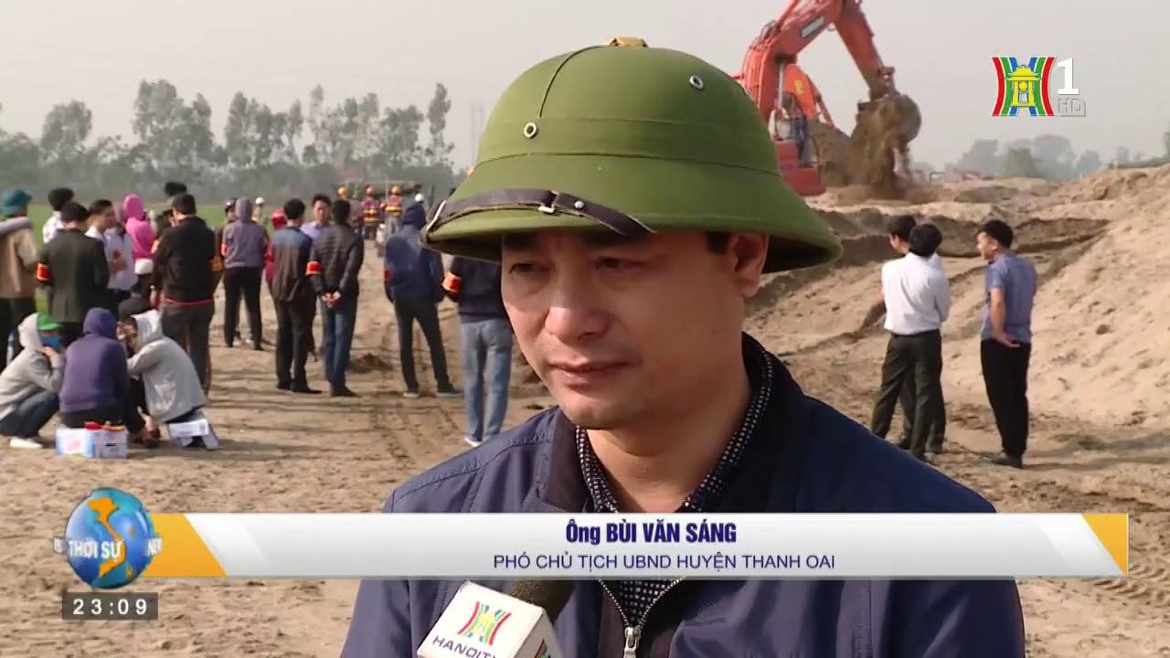 Dương Quốc Cường UPdate video đẩy nhanh tiến độ Đường Trục Phía Nam Hà Nội
