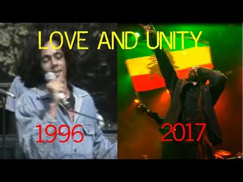 Damian Marley - Love And Unity [1996 vs 2017]