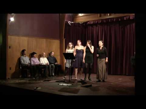 Boogie Woogie Bugle Boy - Choralation A Cappella