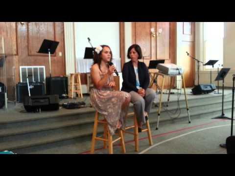 Kimberly Gouty's Internship in  El Salvador and Uganda