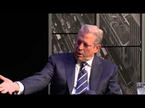 Al Gore: One-on-One Interview on Climate in Cities