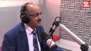 MOHAMED EL JEM DANS LE MORNING DE MOMO SUR HIT RADIO - 29/04/14