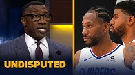 Shannon Sharpe has a problem with the Clippers being ranked #1 in Power Rankings | NBA | UNDISPUTED