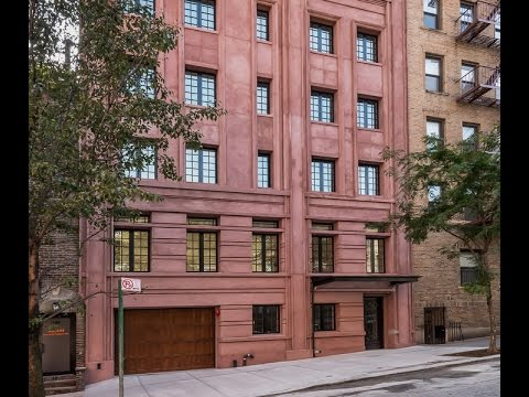 Brown harris stevens presents 178 east 94th street youtube for Townhouse with garage nyc
