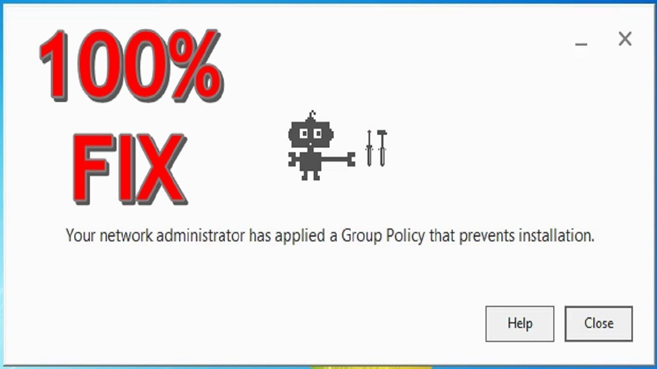 Group Policy Not Applying Windows 7