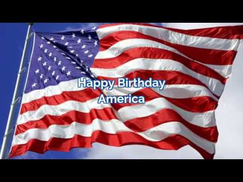 Happy Independence Day from iPTT.us, Long May She Wave - 244 Years today, Happy Birthday America